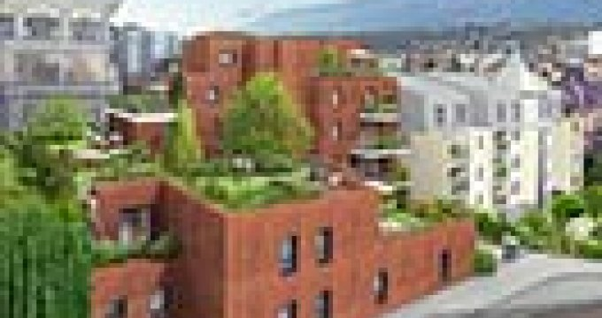 Achat / Vente immobilier neuf Aix-les-Bains coeur de ville (73100) - Réf. 2964