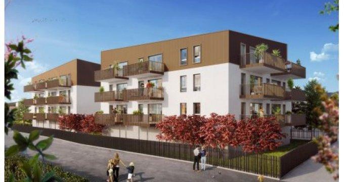 Achat / Vente immobilier neuf Aix-les-Bains proche de la gare (73100) - Réf. 3022