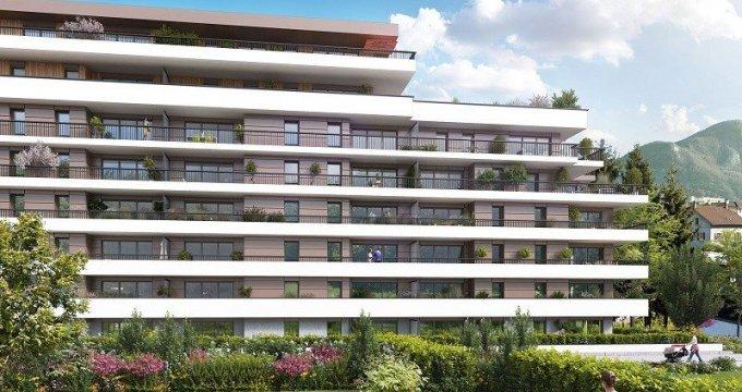 Achat / Vente immobilier neuf Annecy proche centre-ville (74000) - Réf. 918