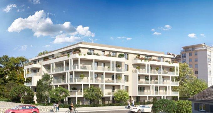 Achat / Vente immobilier neuf Annemasse à deux pas des services et commerces (74100) - Réf. 5374