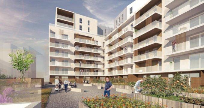 Achat / Vente immobilier neuf Annemasse coeur centre-ville (74100) - Réf. 2748