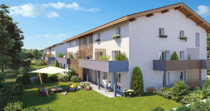 Achat / Vente immobilier neuf Anthy-sur-Léman à 500 mètres du lac (74200) - Réf. 4983