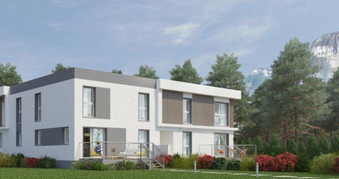 Achat / Vente immobilier neuf Bassens à 10 minutes de Chambéry (73000) - Réf. 1398