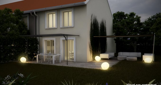 Achat / Vente immobilier neuf Beaumont proche Annecy (74160) - Réf. 1430