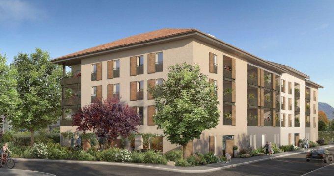 Achat / Vente immobilier neuf Bonneville proche du centre et des commodités (74130) - Réf. 5416