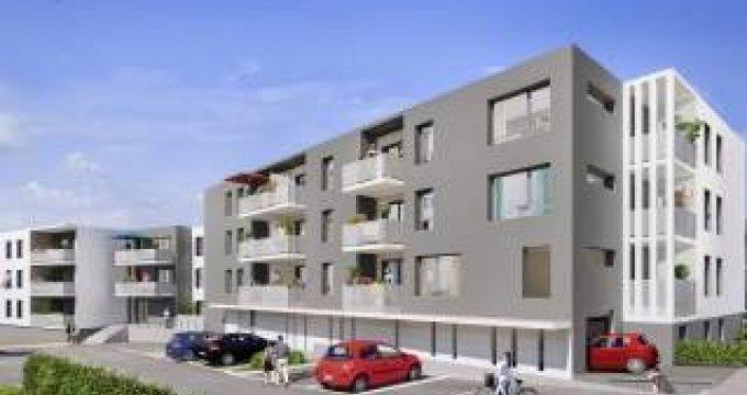 Achat / Vente immobilier neuf Bourget du Lac proche centre Bourg (73370) - Réf. 3094