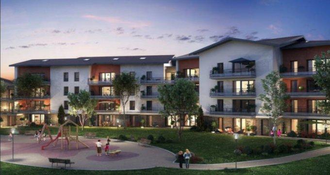 Achat / Vente immobilier neuf Cessy proche de Genève (01170) - Réf. 2717