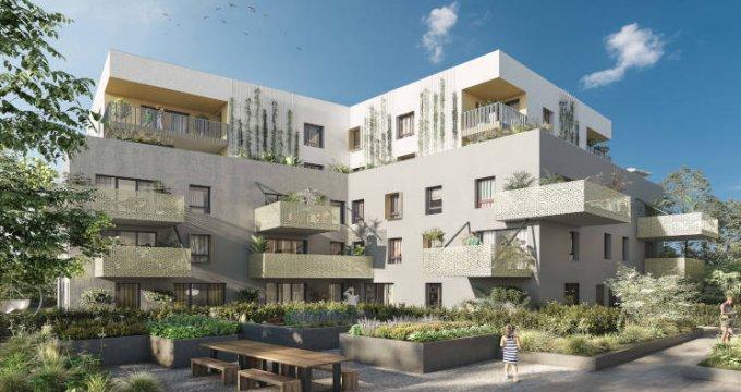 Achat / Vente immobilier neuf Chambéry en coeur de ville (73000) - Réf. 4074