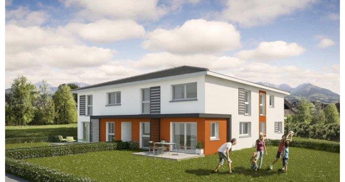 Achat / Vente immobilier neuf Chambéry proche Collège de Bissy (73000) - Réf. 521