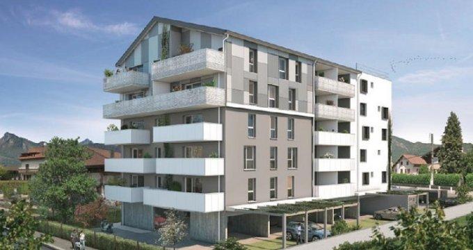 Achat / Vente immobilier neuf Cluses hyper centre (74300) - Réf. 5632