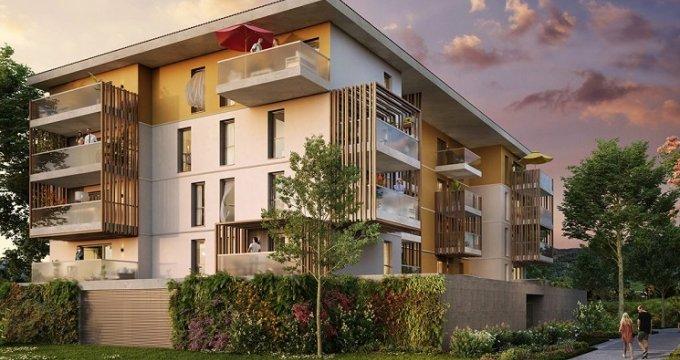 Achat / Vente immobilier neuf Cluses proche centre-ville (74300) - Réf. 5651