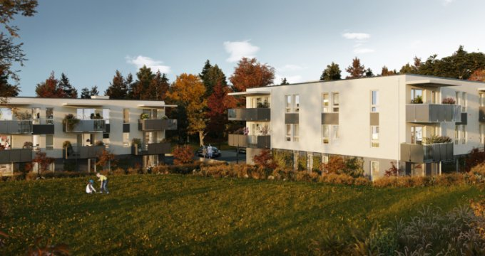 Achat / Vente immobilier neuf COGNIN PROCHE CHAMBERY (73160) - Réf. 5062