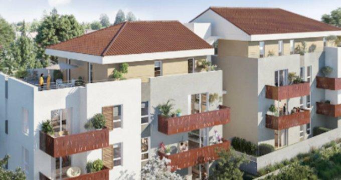 Achat / Vente immobilier neuf Collonges coeur de la ville (01550) - Réf. 4935