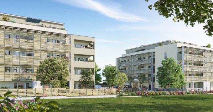 Achat / Vente immobilier neuf Collonges-sous-Salève à deux pas de la frontière Suisse (74160) - Réf. 5400
