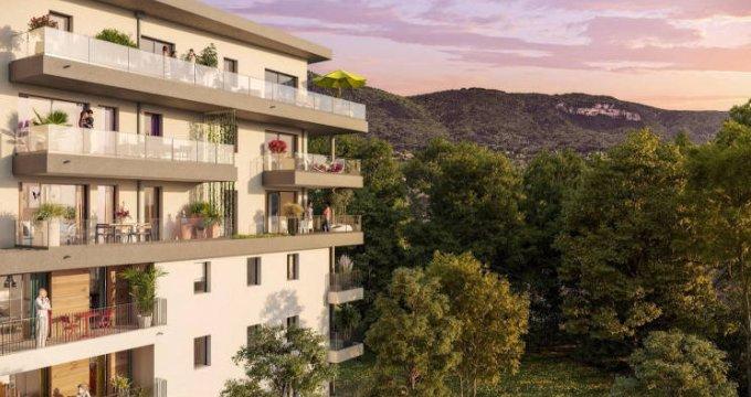 Achat / Vente immobilier neuf Collonges-sous-Salève proche écoles et commerces (74160) - Réf. 4722
