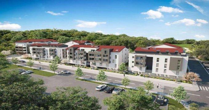 Achat / Vente immobilier neuf Cruseilles à deux pas des commodités (74350) - Réf. 4721
