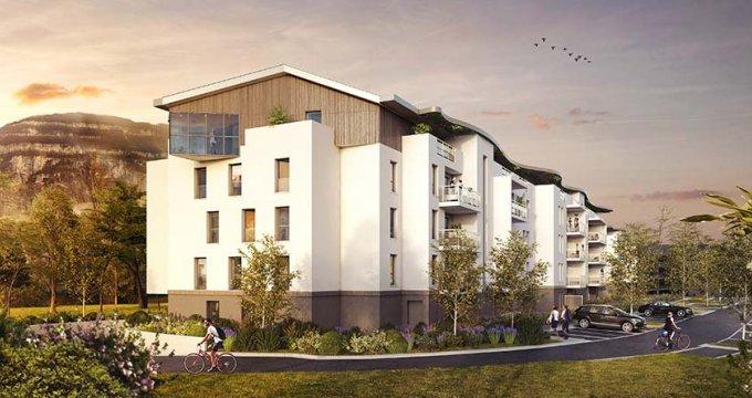 Achat / Vente immobilier neuf Etrembières proche Genève centre (74100) - Réf. 2566
