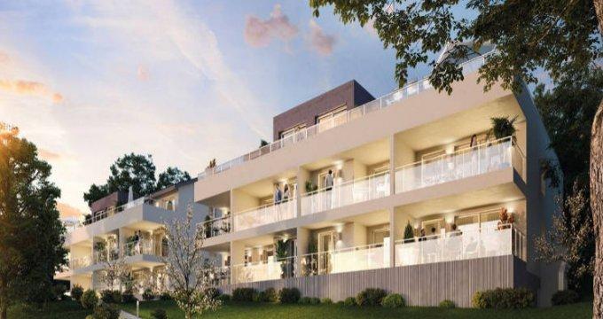 Achat / Vente immobilier neuf Evian-Les-Bains sur les hauteurs (74500) - Réf. 4605