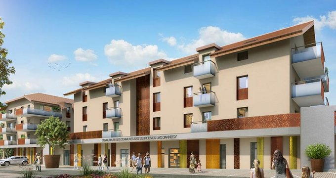 Achat / Vente immobilier neuf Faverges Seythenex (74210) - Réf. 839
