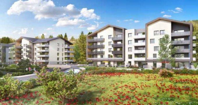Achat / Vente immobilier neuf Fillinges à proximité des commerces (74250) - Réf. 4821