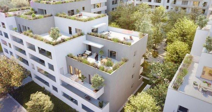 Achat / Vente immobilier neuf La Ravoire centre-ville (73490) - Réf. 3515