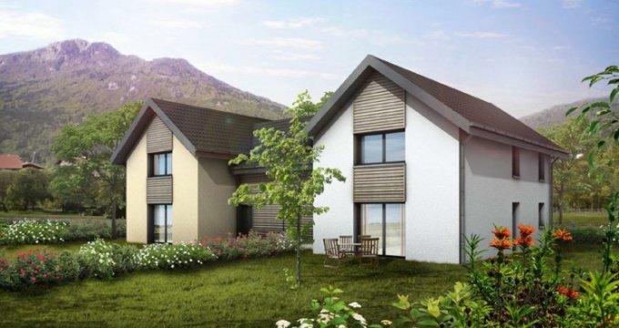 Achat immobilier neuf thyez coquartier 74300 r f 1422 for Achat maison neuf 13