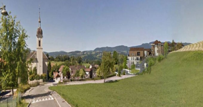 Achat / Vente immobilier neuf Marigny-Saint-Marcel à 5 min de Rumilly (74150) - Réf. 4739