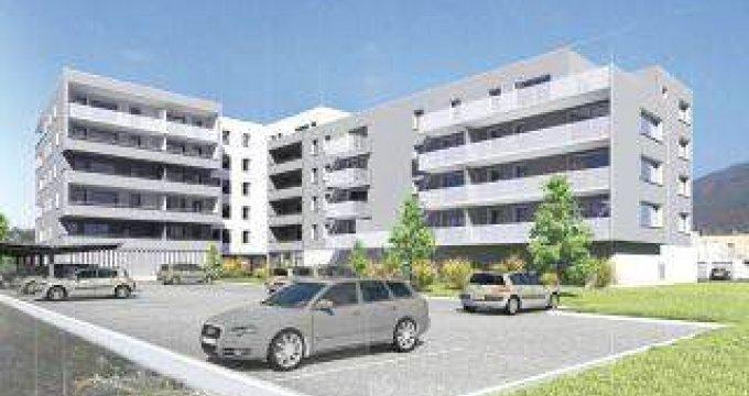 Achat / Vente immobilier neuf Ravoire proche Chambéry (73490) - Réf. 1682