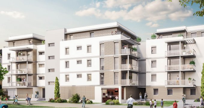 Achat immobilier neuf bassens 10 minutes de chamb ry for Defiscalisation achat immobilier neuf