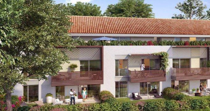 Achat / Vente immobilier neuf Saint-Cergues proche centre-ville (74140) - Réf. 4520
