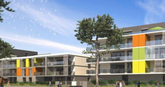 Achat / Vente immobilier neuf Saint-Genis-Pouilly au pied du bus (01630) - Réf. 4929