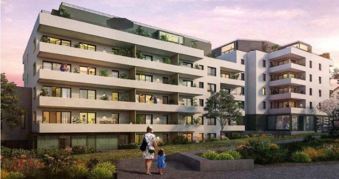 Achat / Vente immobilier neuf Saint-Julien-en-Genevois  proche centre (74160) - Réf. 5222