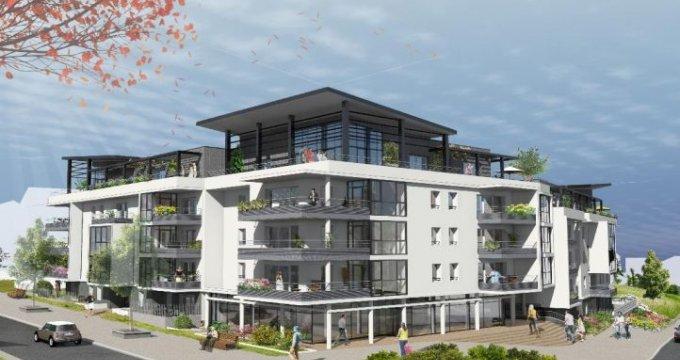 Achat / Vente immobilier neuf Saint-Julien-en-Genevois proche du centre (74160) - Réf. 425