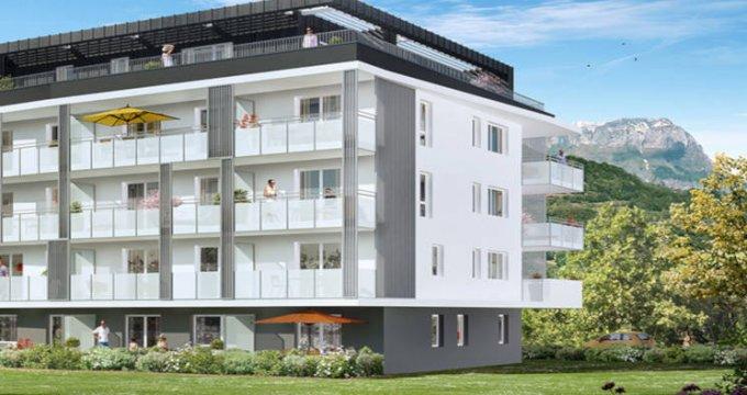 Achat / Vente immobilier neuf Sallanches proche centre-ville (74700) - Réf. 3711
