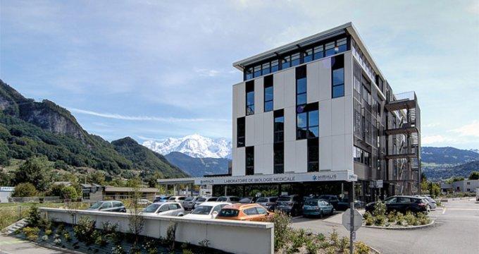 Achat / Vente immobilier neuf Sallanches proche des bords de l'Arve (74700) - Réf. 5410
