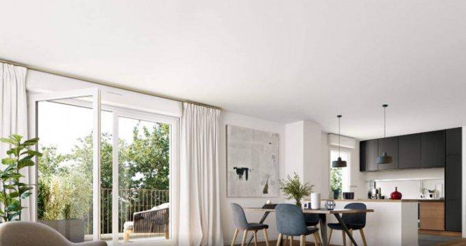 Achat / Vente immobilier neuf Thoiry cœur de ville (01710) - Réf. 3378
