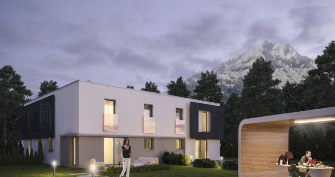 Achat / Vente immobilier neuf Thônes dans les hauteurs de ville (74230) - Réf. 4230