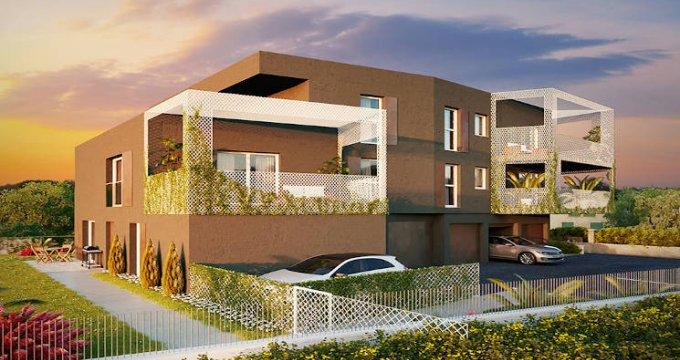 Achat / Vente immobilier neuf Thonon-les-Bains proche commodités et écoles (74200) - Réf. 3975