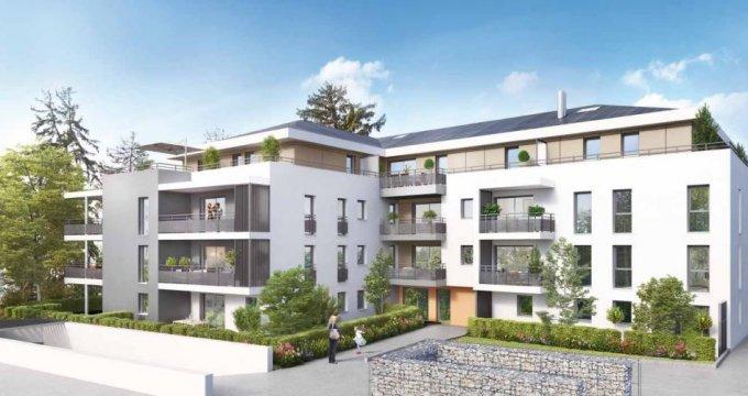 Achat / Vente immobilier neuf Vétraz-Monthoux proche Annemasse (74100) - Réf. 1304