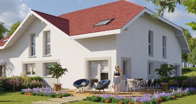 Achat / Vente immobilier neuf Vétraz-Monthoux proche d'Annemasse (74100) - Réf. 2198
