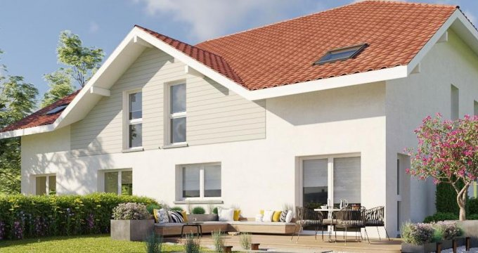 Achat / Vente immobilier neuf Vétraz-Monthoux proche Genève (74100) - Réf. 2199