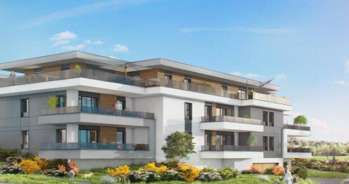 Achat / Vente immobilier neuf Vétraz-Monthoux proche Haut-Monthoux (74100) - Réf. 2770