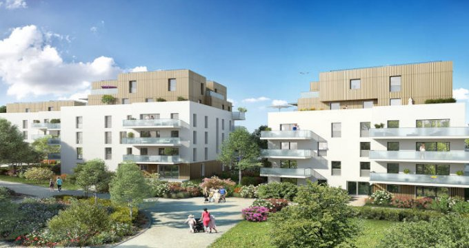 Achat / Vente immobilier neuf Viry proche frontière (74580) - Réf. 5992