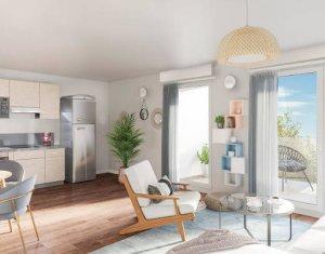 Achat / Vente immobilier neuf Aix-les-Bains à 140 mètres du bus (73100) - Réf. 3715