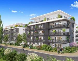 Achat / Vente immobilier neuf Aix-les-Bains à 5 minutes de la rue de Genève (73100) - Réf. 3651