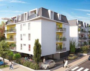 Achat / Vente immobilier neuf Aix-les-Bains à 500 mètres de la gare (73100) - Réf. 2424