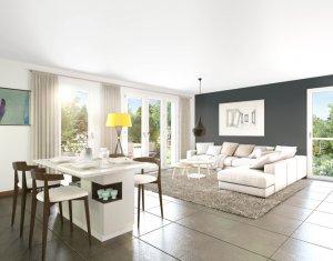 Achat / Vente immobilier neuf Aix-les-Bains proche Golf (73100) - Réf. 3650