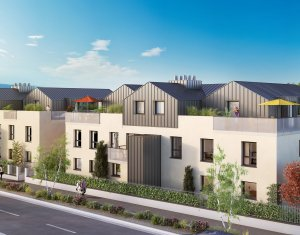 Achat / Vente immobilier neuf aix les bains proche lac et commodités (73100) - Réf. 1431