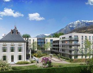 Achat / Vente immobilier neuf Albertville quartier Saint-Sigismond (73200) - Réf. 454
