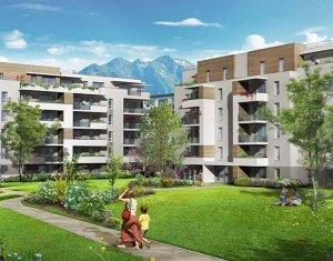 Achat / Vente immobilier neuf Albertville quartier Val Des Roses (73200) - Réf. 1846